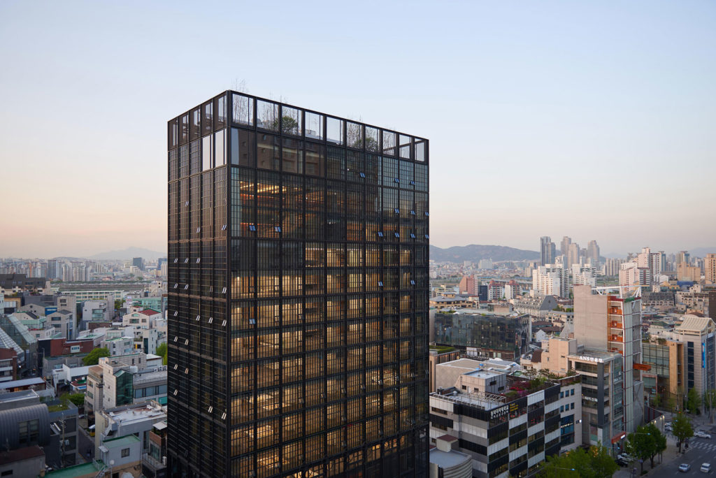 Shinsegae International by Olson Kundig