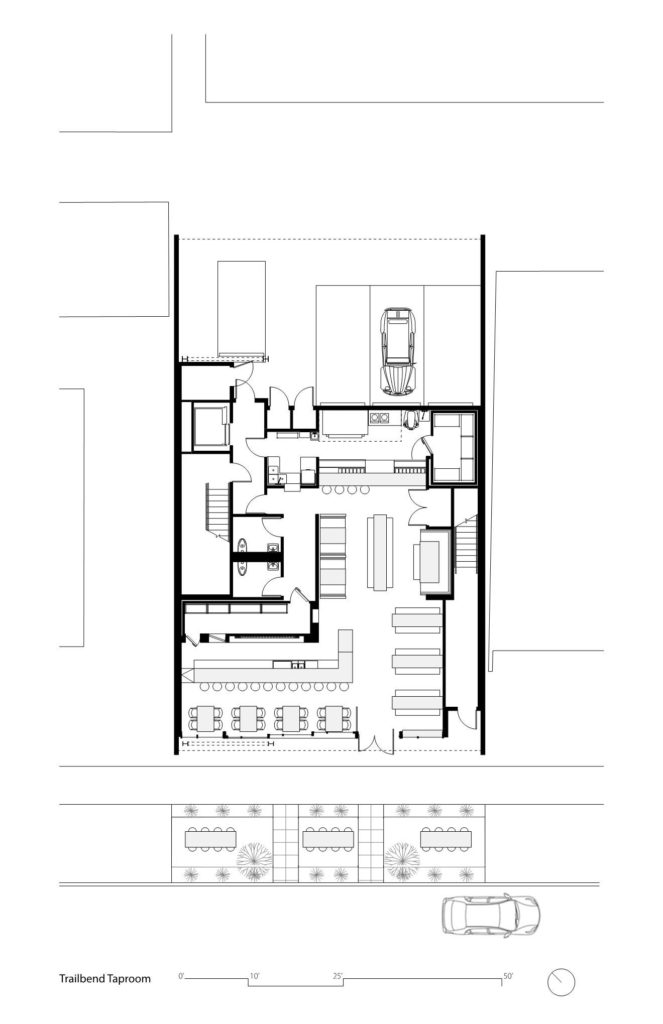 The Taproom Plan