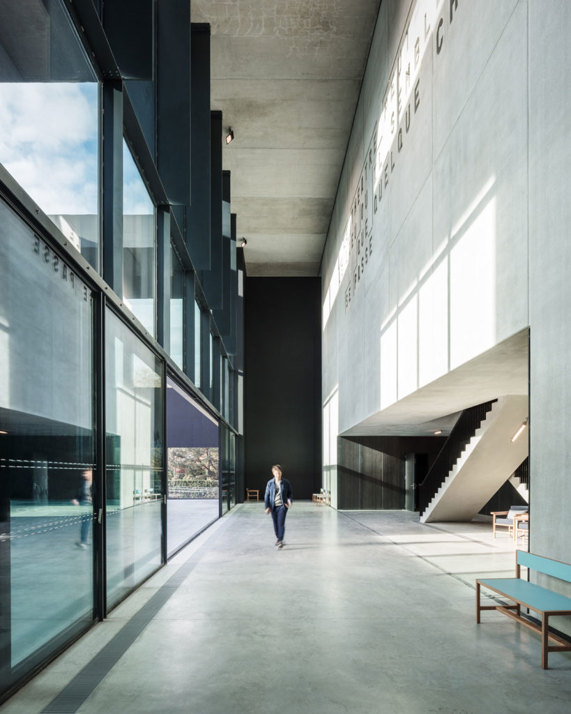 Theatre of Maillon by LAN Architects