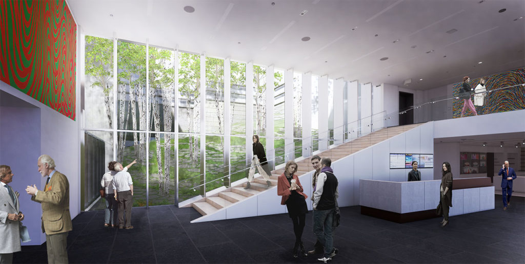 Bruce Museum embarks on $45 million Multi-phased Expansion and Renovation