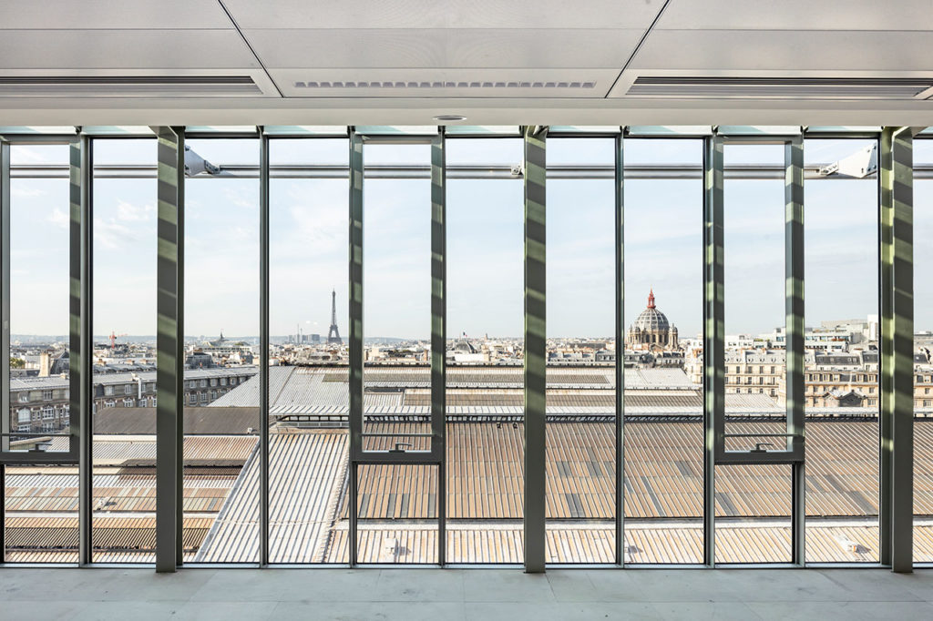 Grand Central Saint-Lazare by Ferrier Marchetti Studio