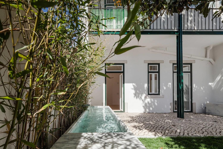Loquat Tree House by Machado Igreja Architects