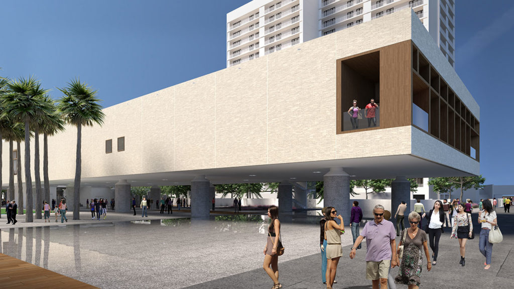 The International African American Museum
