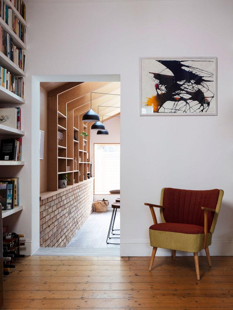 Almington Street House by Amos Goldreich Architecture