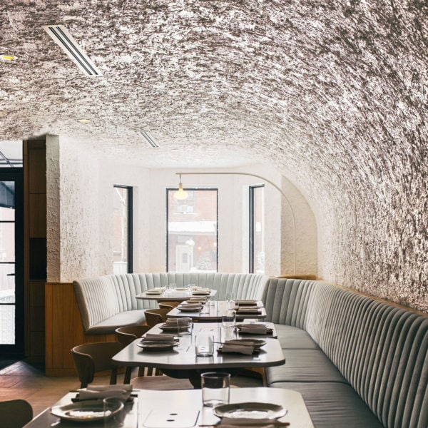 Sara Restaurant by Odami Architects