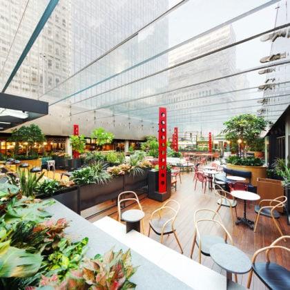 Le Cathcart Restaurants et Biergarten