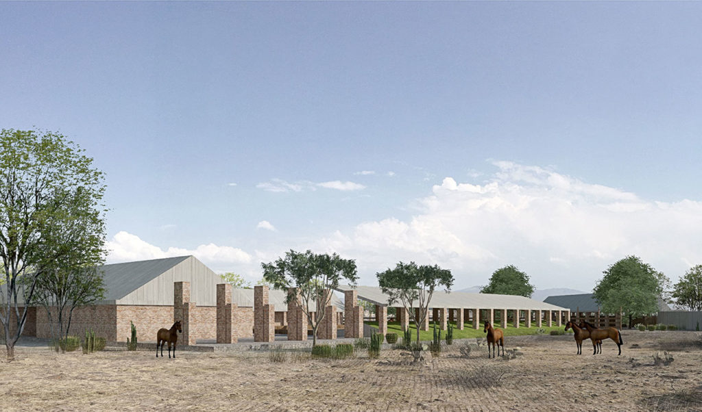 "Vineyard ""El Pedregal"" by ASP Arquitectura"