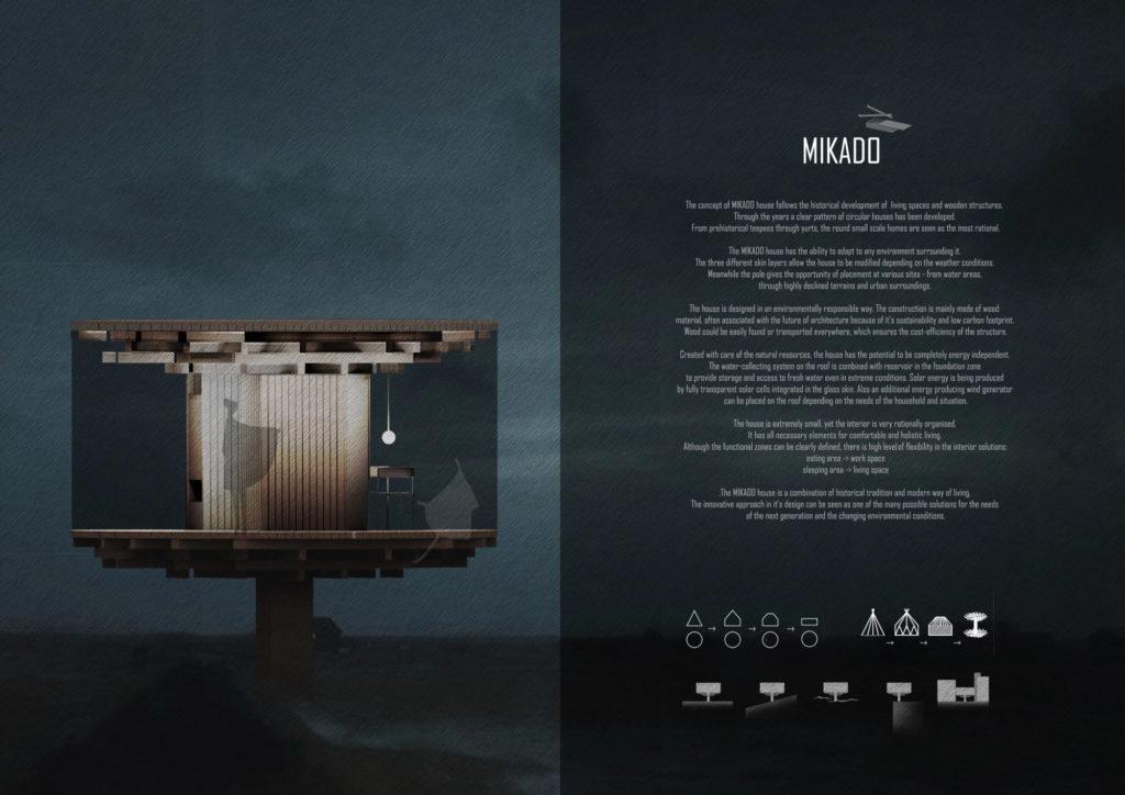 MIKADO/ MICRO HOME19
