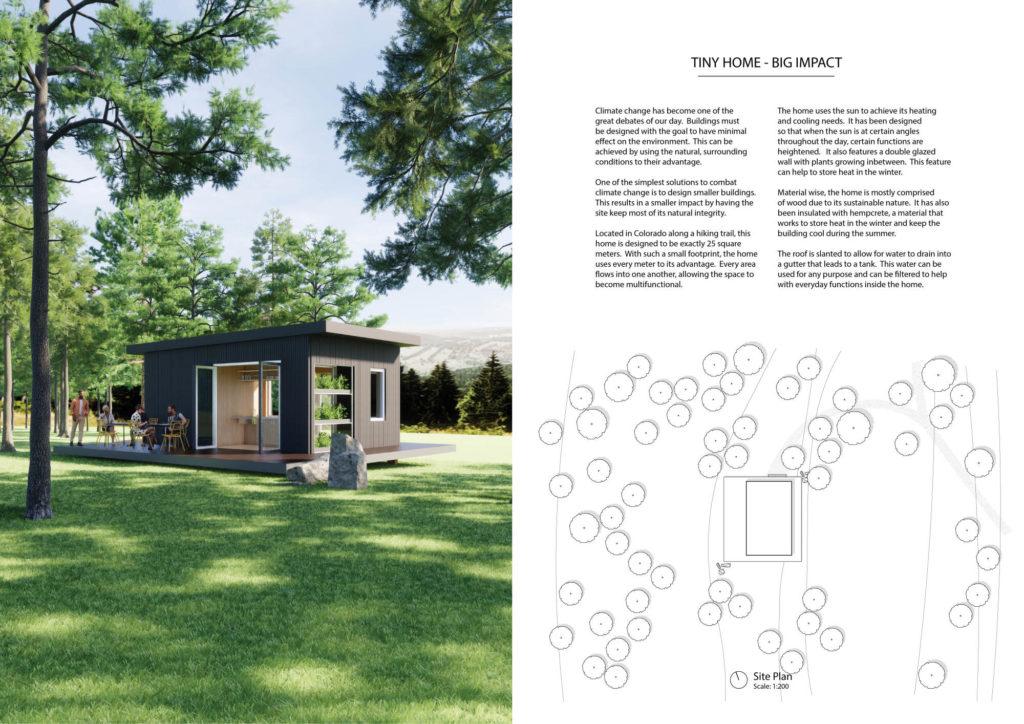 Tiny Home - Big Impact