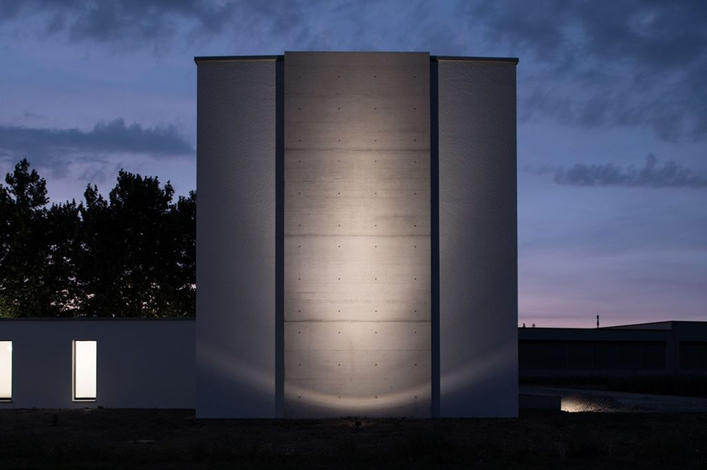 Kirche Murten by Walser Architekturteam AG