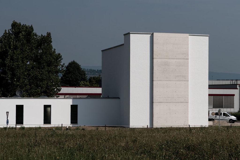 Kirche Murten by Walser Architekturteam AG