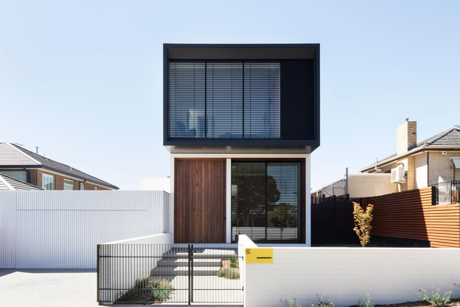 Bulleen House by MODO Architecture