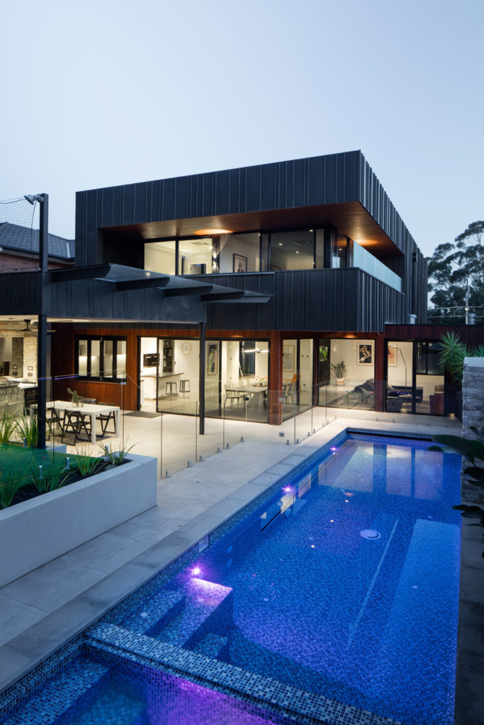 Plumbers House by Finnis Architects