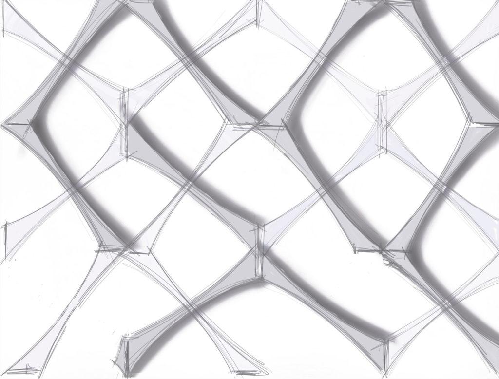 Wishbone (furcula), sketch