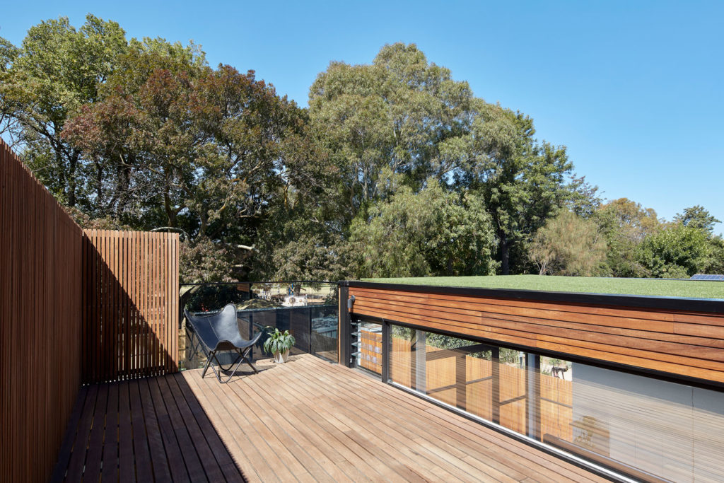Treetop House by Ben Callery Architects