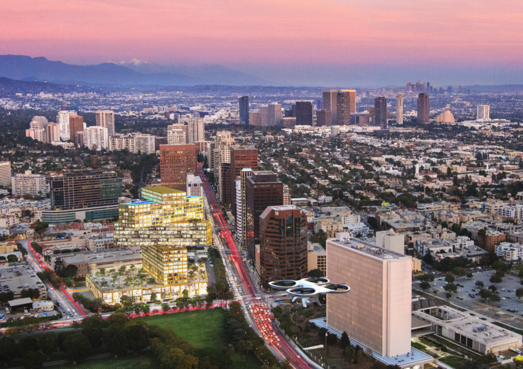Promoting Multifuctional Infrastructure - Los Angeles