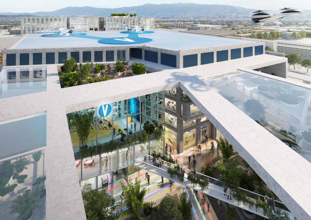 Creating multimodel R&D Hubs - San Francisco