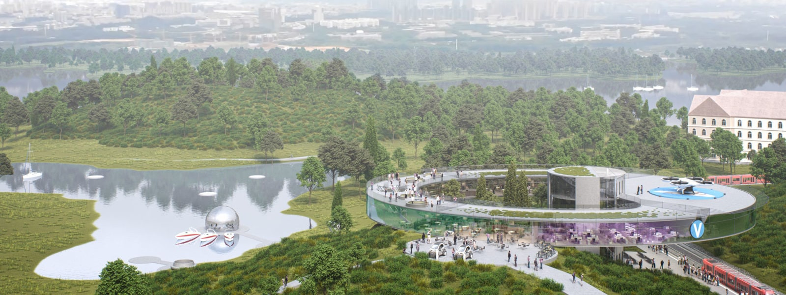 Connecting tourism opportunities - Shenzhen