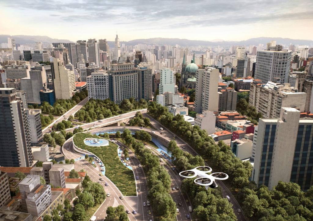 Adding value to residual spaces - Sao Paolo