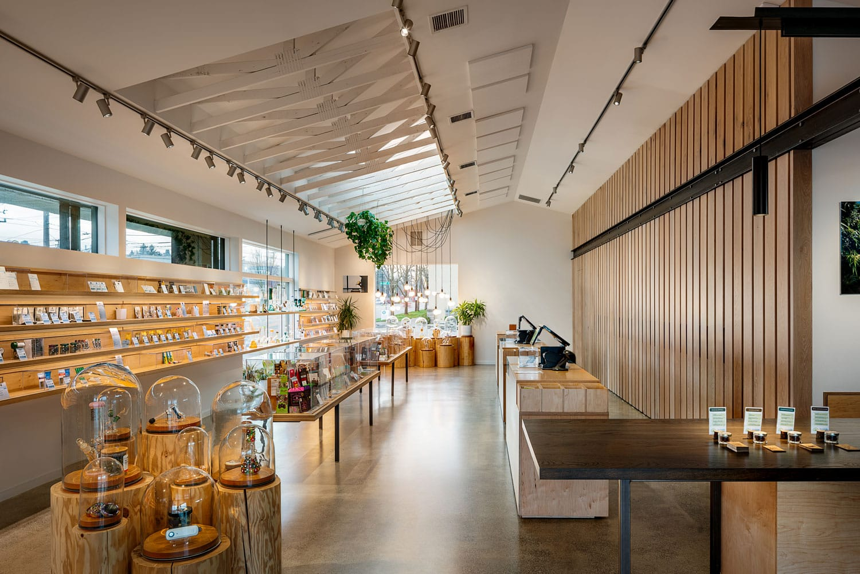 Dockside Cannabis - Ballard by Graham Baba Architects