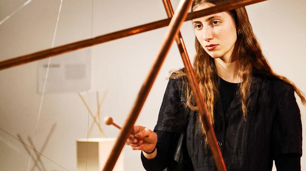 Venus Smiles, a project by London-based artist Tabita Cargnel