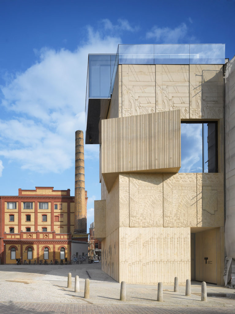 Museum for Architectural Drawing, Berlin
