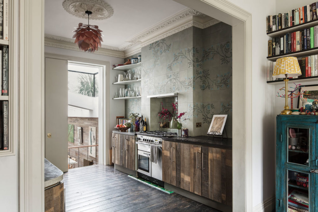 An Eclectic Victorian Home Refurbishment and Extension