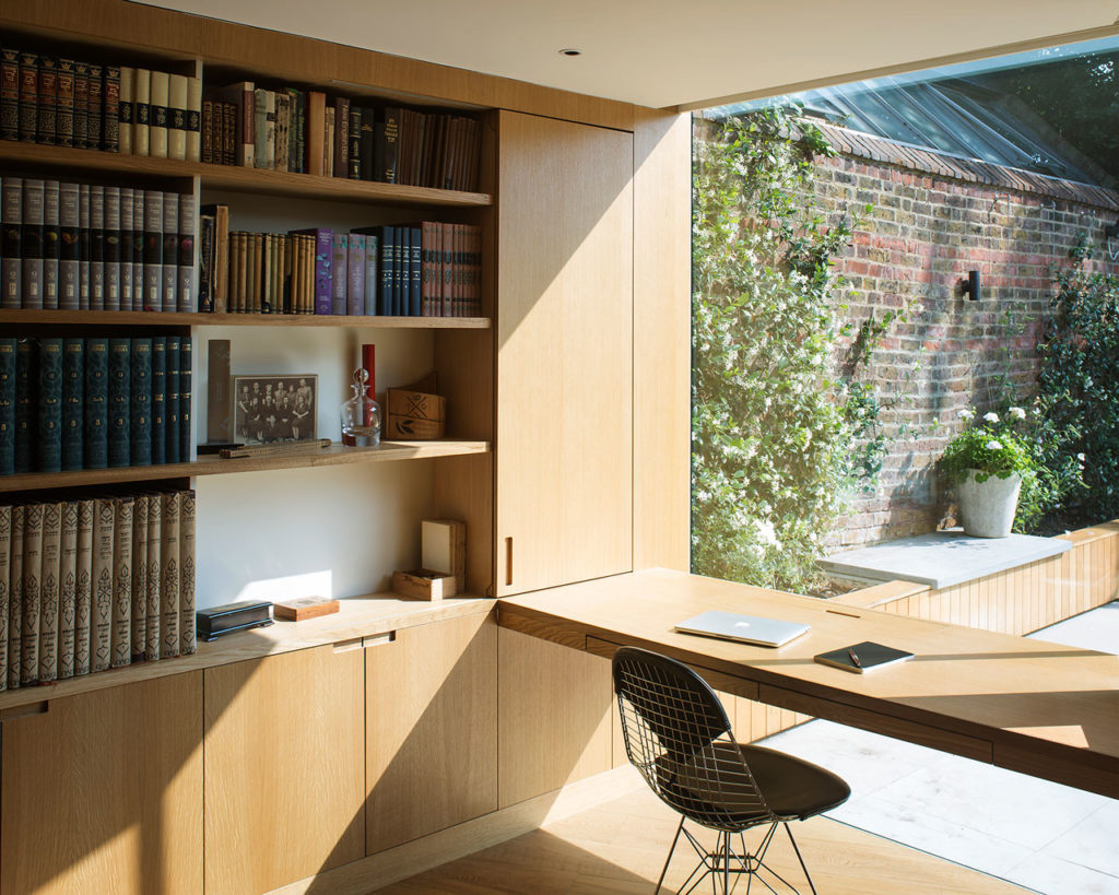 Reading Room by Studio Carver