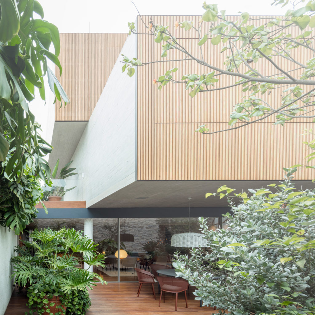 Lima House by studio mk27