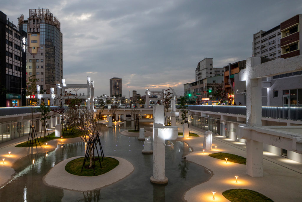 MVRDV completes Tainan Spring in central Taiwan
