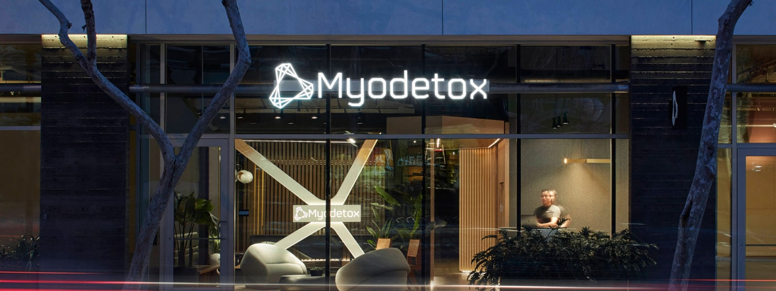 Myodetox, West Hollywood by Reflect Architecture
