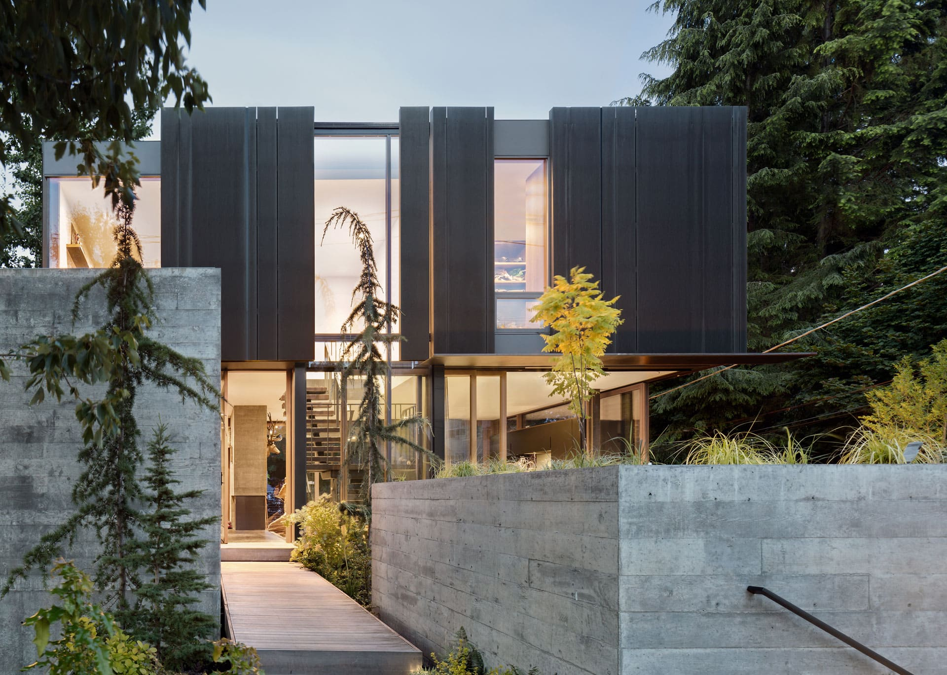 Magnolia Residence by mwworks