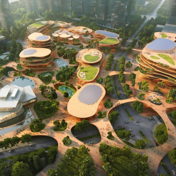 Shenzhen Terraces by MVRDV