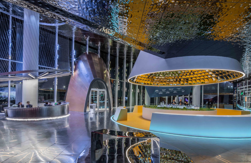Heze Guangzhou Road No.1 - Breaking through the optical potential of visual experience