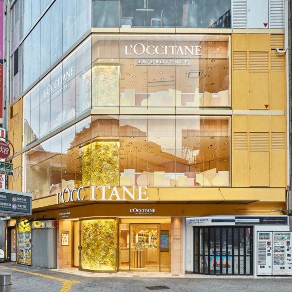 L'OCCITANE Shibuya by AtMa inc.