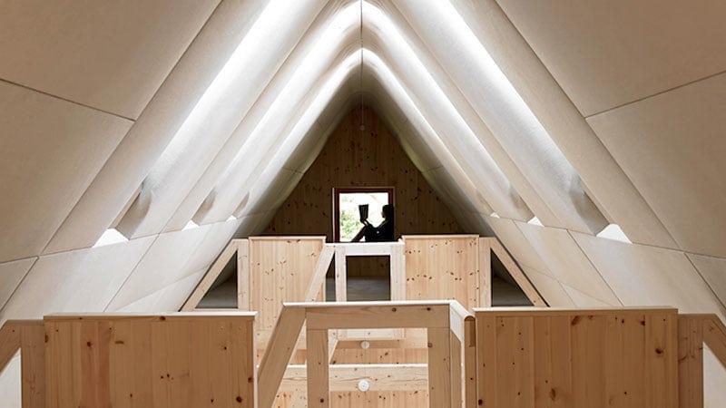 Love of Wood - Vandkunsten Architects