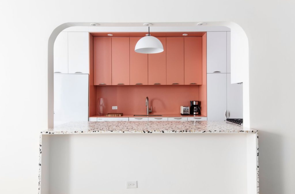 Kew Hues, a recent renovation in New York by BRANDT : HAFERD