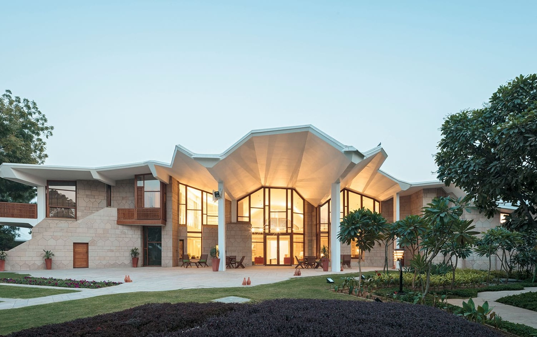 Embassy of Finland, New Delhi by ALA Architects