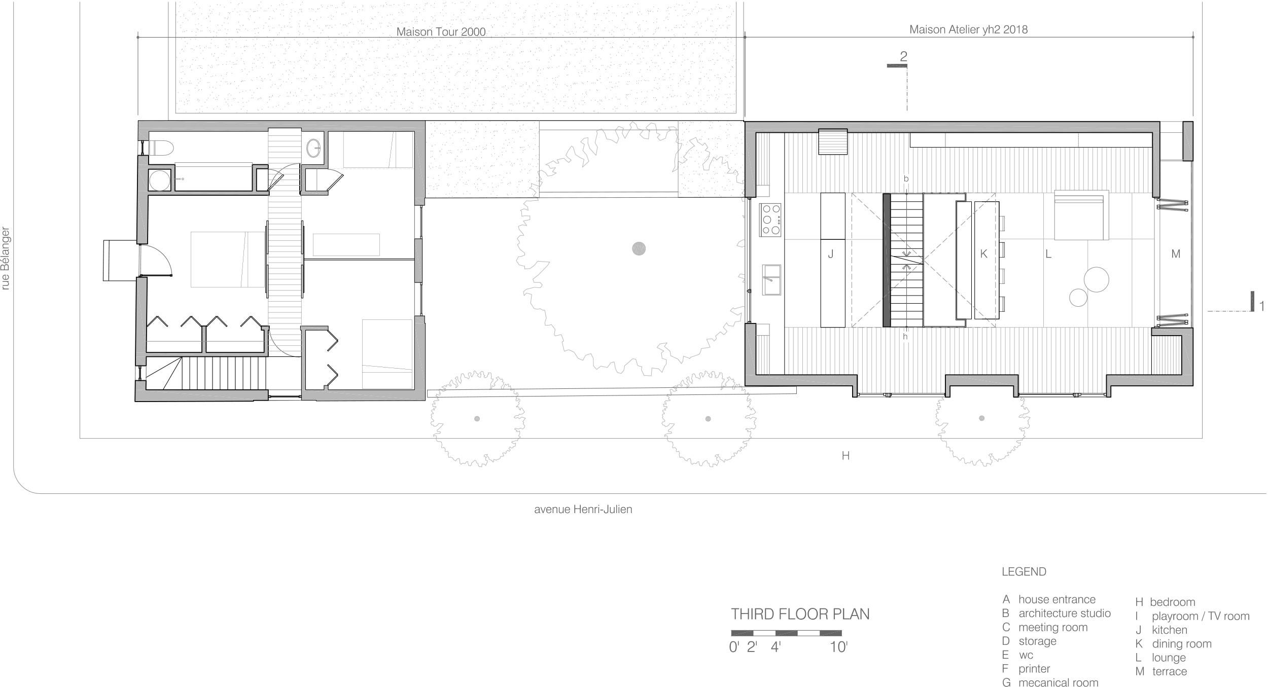 Maison Atelier Yh2 Design Raid