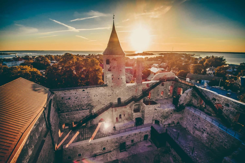 Haapsalu Episcopal Castle by KAOS Architects