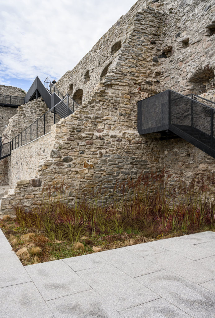 Haapsalu Episcopal Castle by KAOS Architects