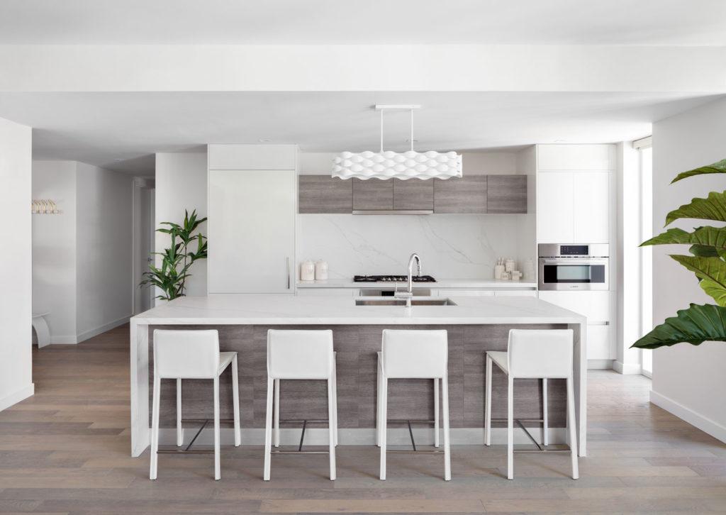 Condo unit - kitchen