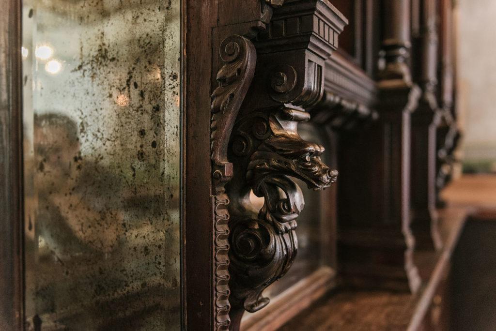 Tavern Bar Detail