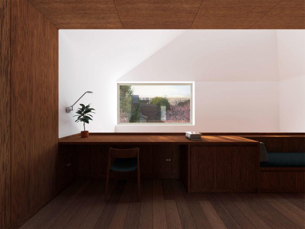 Rosedale House by Odami