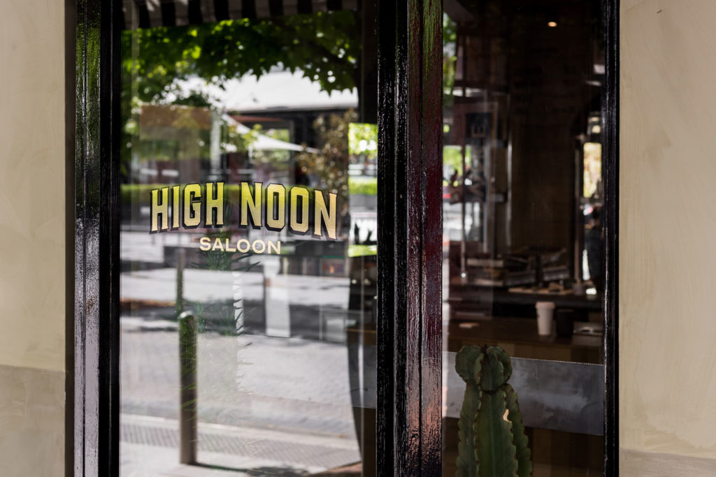 High Noon Coffee Saloon by Robeson Architects