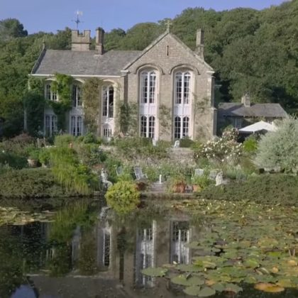 Great Gardens: Gresgarth Hall