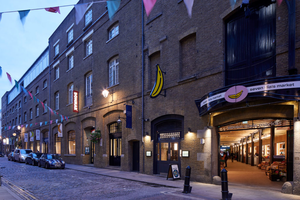 Seven Dials Food Market by The Plant