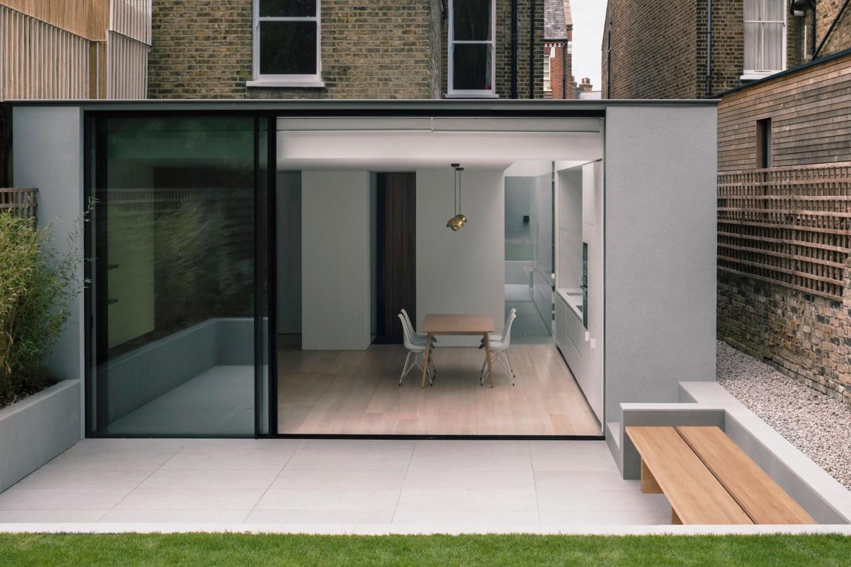 Savernake Road by Alexander Martin Architects