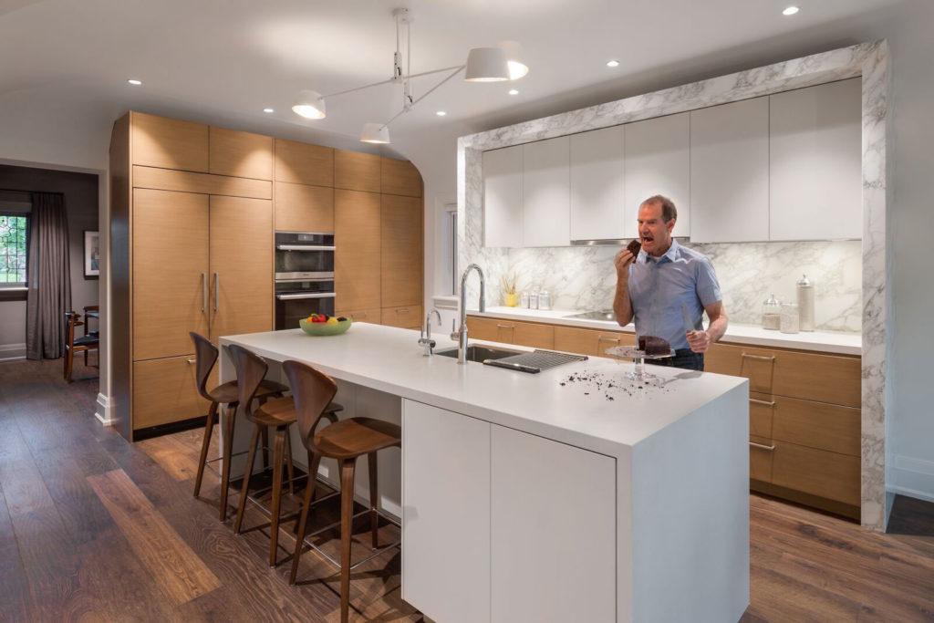 Magnolia house, Kitchen