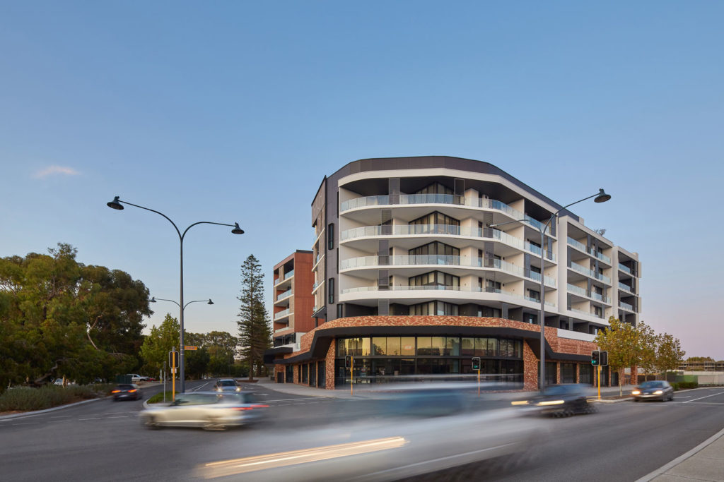 Essence Apartments by Hames Sharley